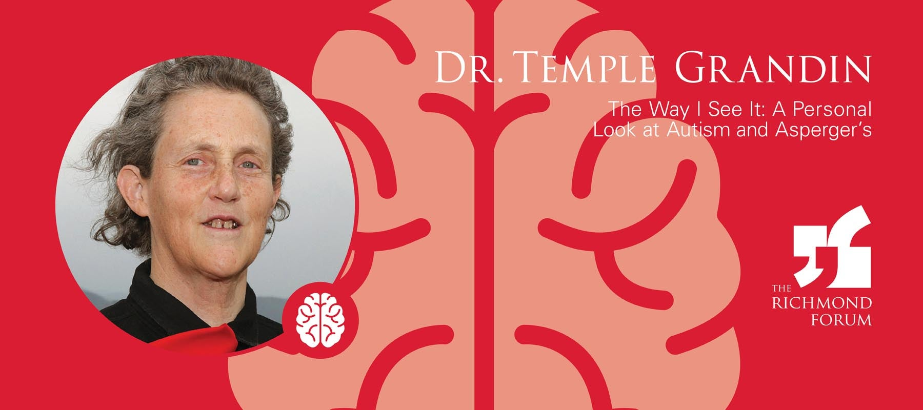 The Richmond Forum Presents Dr. Temple Grandin
