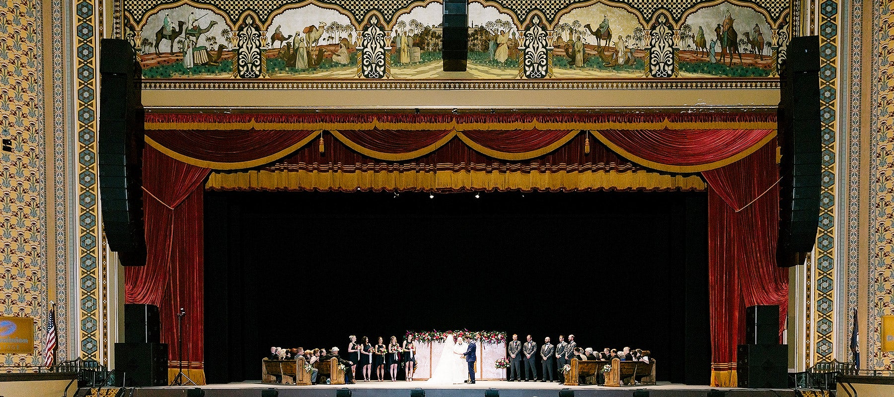 Enjoy This Wedding Video Featuring Altria Theater Our Thanks To White Tree Productions Llc