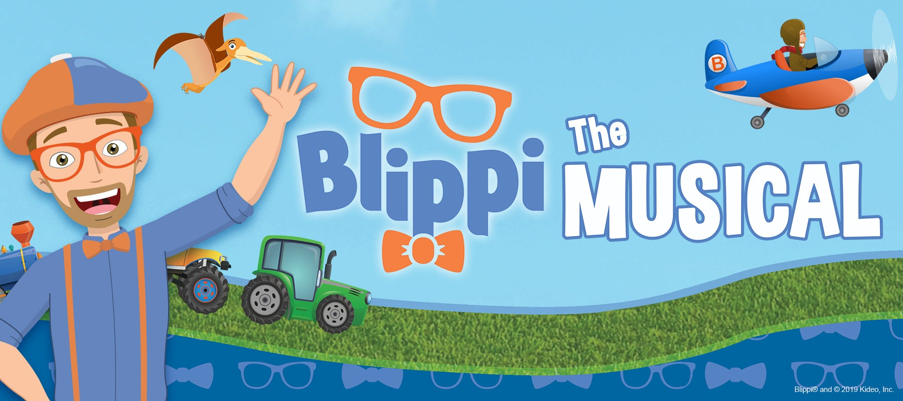RESCHEDULED: Blippi The Musical