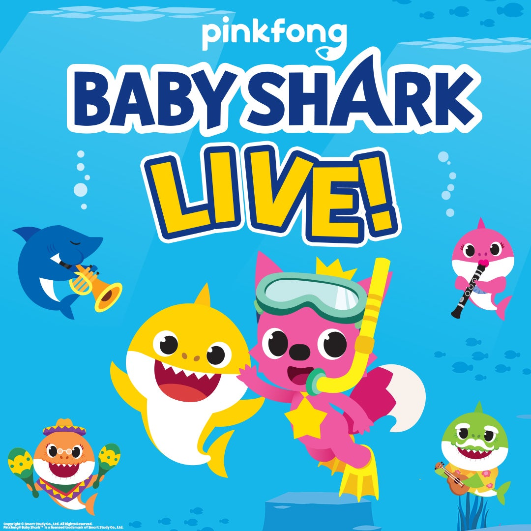 "More Info for ""Baby Shark Live!"" Will Continue to Make a Splash Across North America Beginning in March 2020"