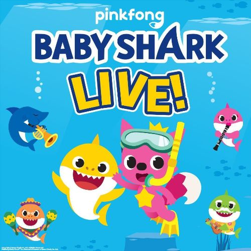 More Info for May 16 Performance Of Baby Shark Live! At Altria Theater Will Be Rescheduled For A Later Date