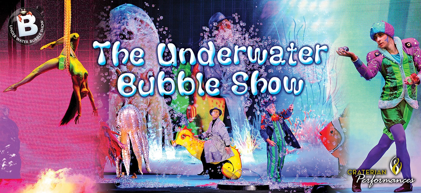 The Underwater Bubble Show
