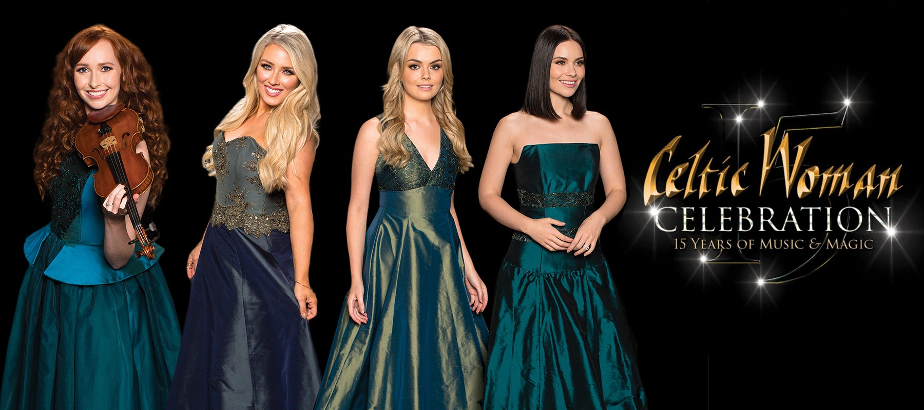 RESCHEDULED: Celtic Woman Celebration–The 15th Anniversary Tour