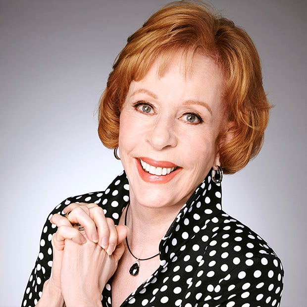 More Info for Carol Burnett Brings 'Laughter & Reflection: An Evening Where The Audience Asks The Questions' To Richmond On July 20