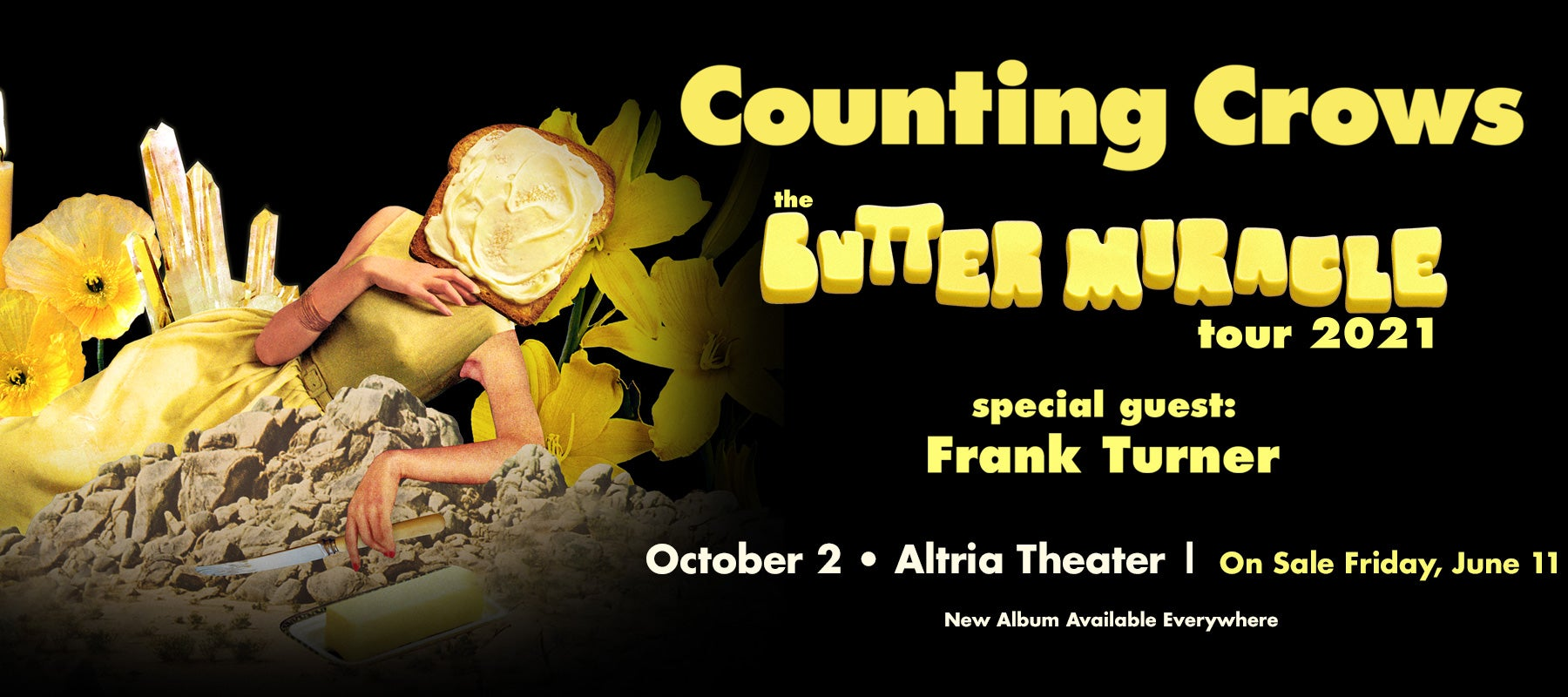 Counting Crows: The Butter Miracle Tour