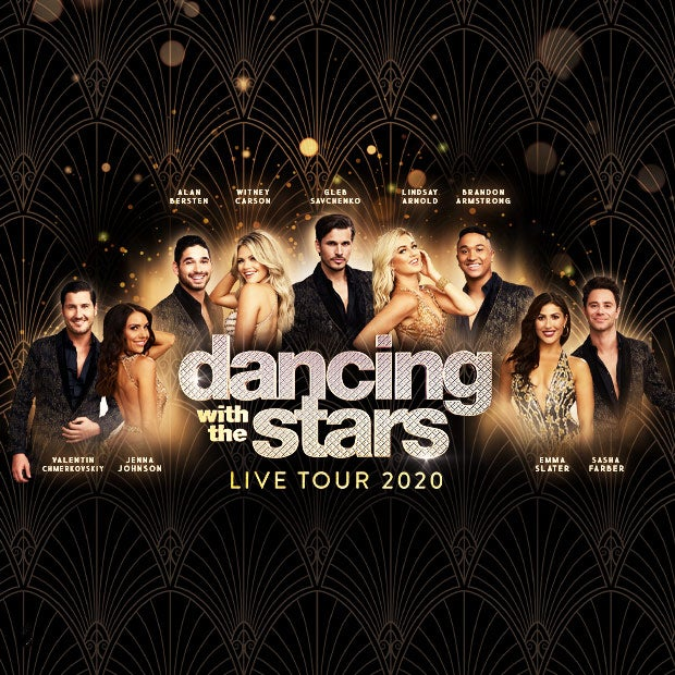 Dwts Tour 2020.Dancing With The Stars Live Altria Theater Official Website
