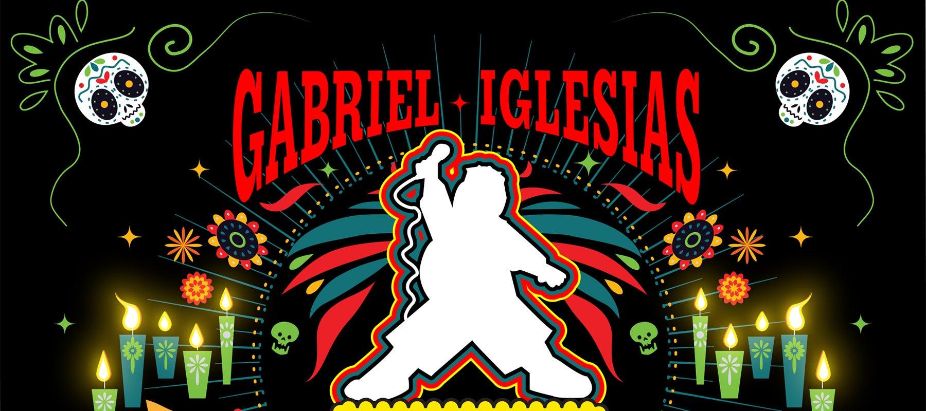 """Gabriel """"Fluffy"""" Iglesias: Beyond The Fluffy"""
