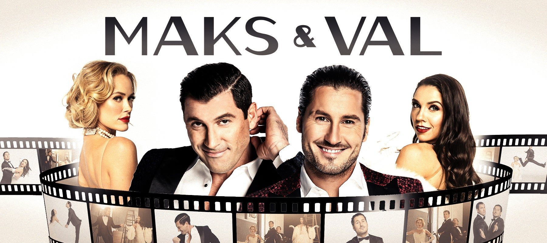 RESCHEDULED: Maks and Val - Motion Pictures Tour