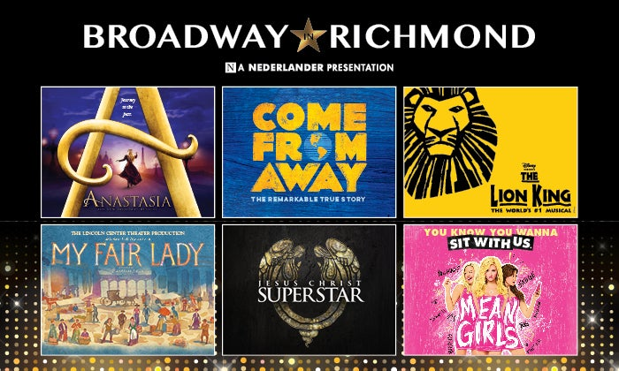 More Info for BROADWAY IN RICHMOND IS BACK!