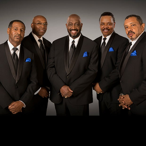 The Temptations & The Four Tops play Richmond on August 22, 2019