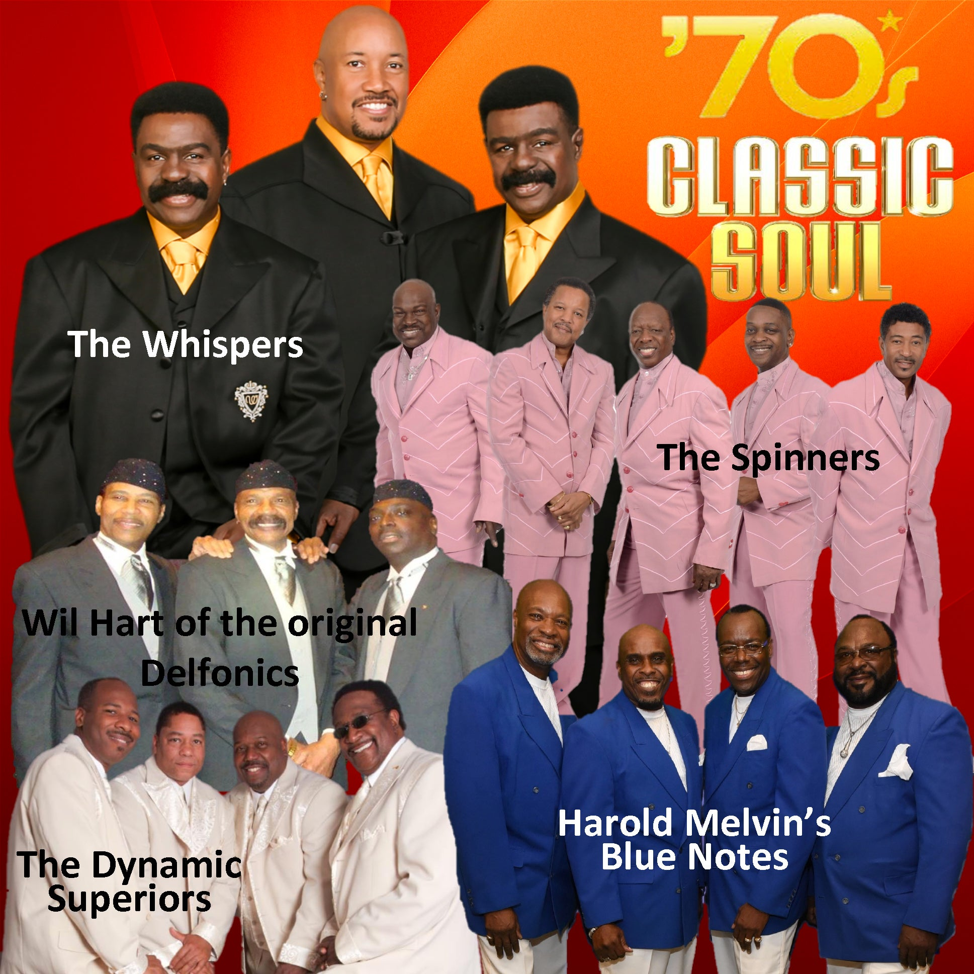 70's Classic Soul Coming to Altria Theater