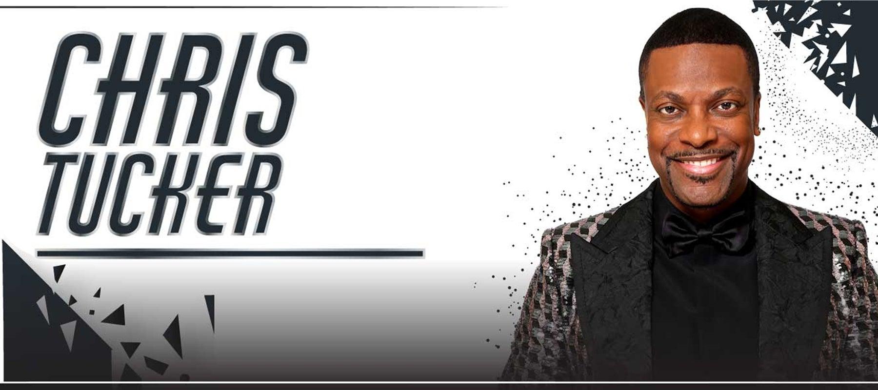 RESCHEDULED: Chris Tucker - Live In Concert