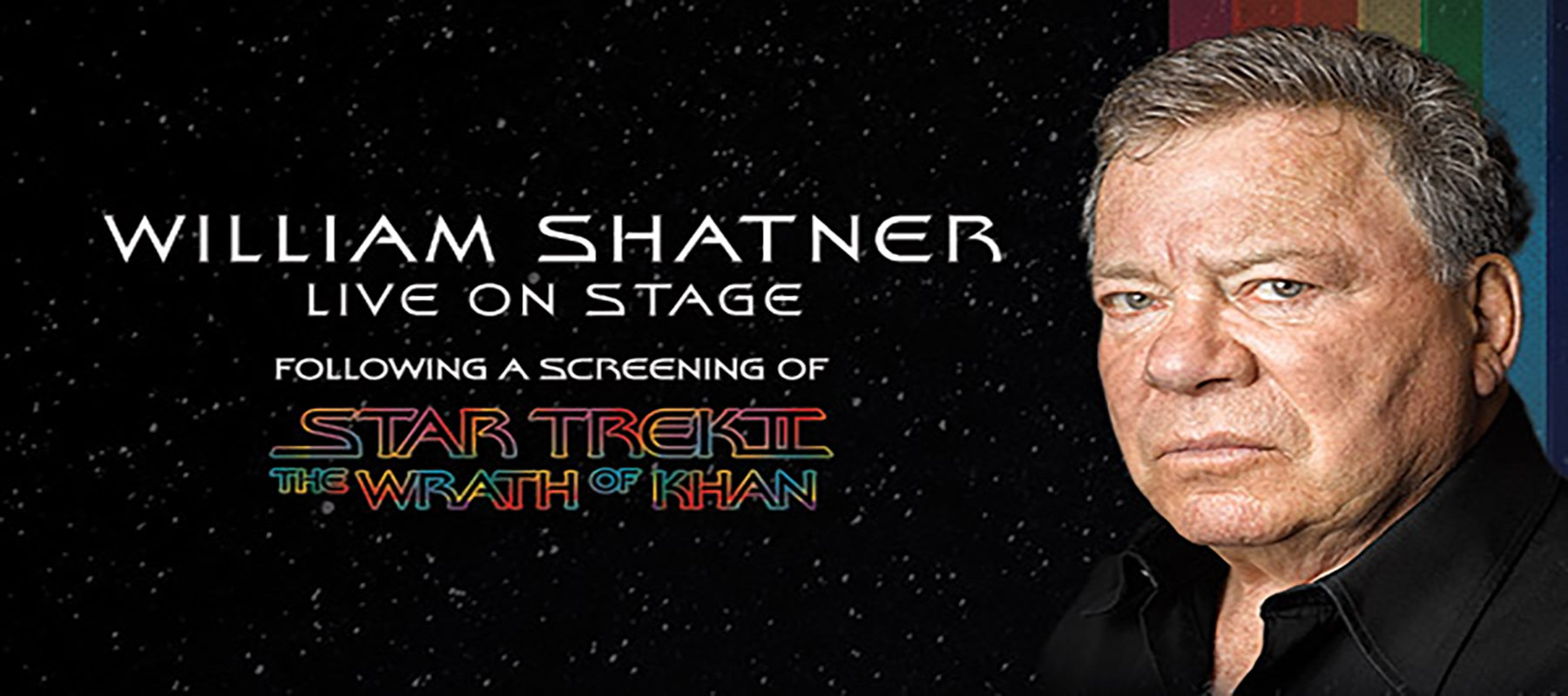 William Shatner & Star Trek II: The Wrath of Khan