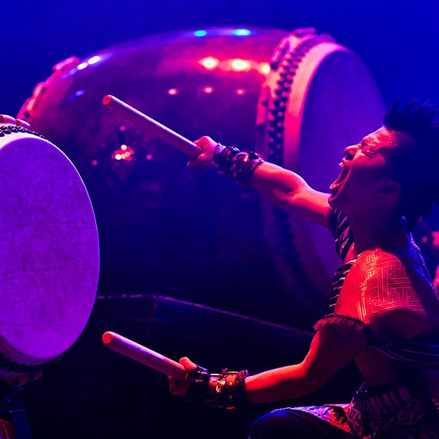 Fun Tour 2020 YAMATO, The Drummers of Japan, World Tour 2020 | Altria Theater